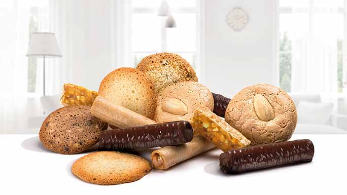 Mestres galeters Biscuits Trias