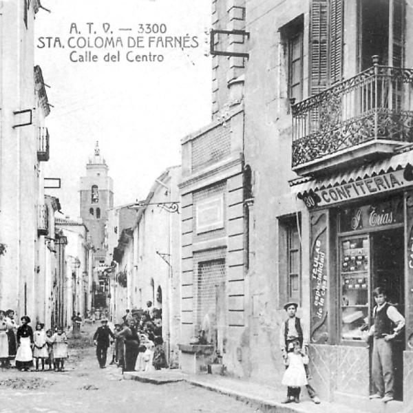 Galletas Trias 1908